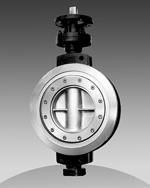 series 78 high performance butterfly valve